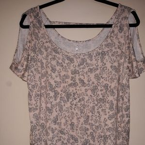 Pink & Silver Juicy Couture Top
